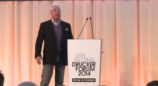 Have We Reached a Turning Point? Drucker Forum Keynote